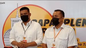 Bobby Nasution Akan Gandeng. Ditetapkan Jadi Wali Kota Medan, Mantu Jokowi Akan Fokus Soal Kebersihan sampai Penanganan Covid-19