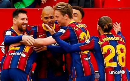 Hasil dan Klasemen LaLiga Spanyol