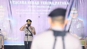 Setahun lebih, tepatnya selama 445 hari atau 14 bulan, Komjen Pol Agus Andrianto menjabat sebagai Kepala Badan Pemelihara Keamanan (Kabaharkam)