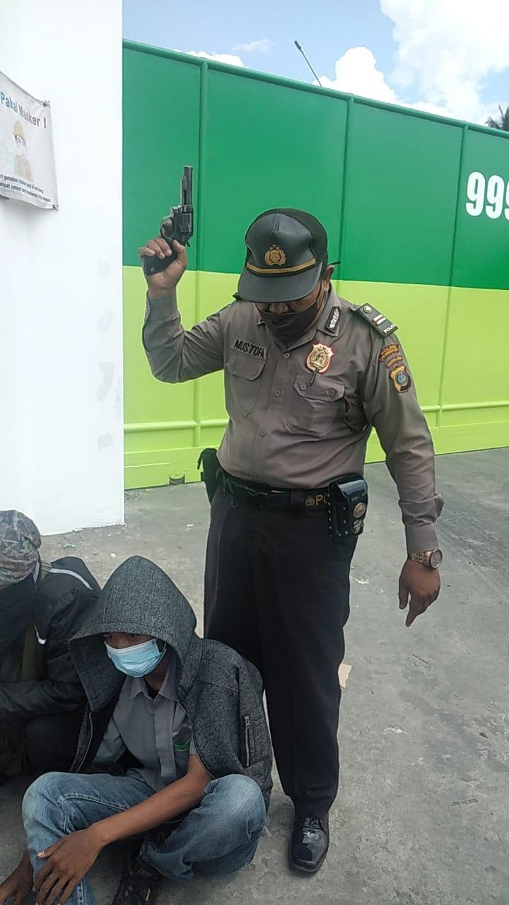 Usai Viral, Oknum Polisi Koboi Meminta Maaf