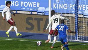 Hasil Liga Inggris: Arsenal Raih Poin Penuh atas Leicester City