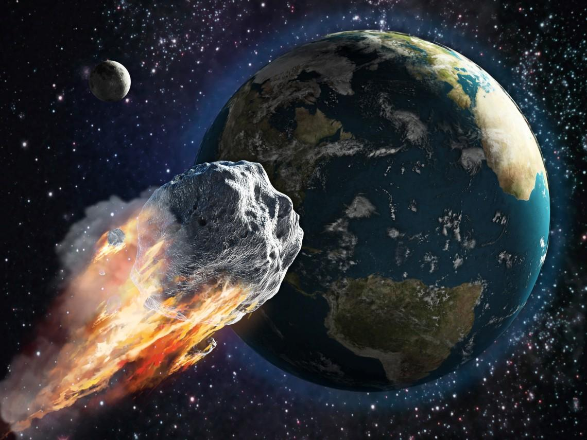 asteroid melewati bumi