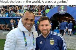 Lionel Messi ke PSG, Bek Legendari AC Milan Turun Gunung Mau Gabung