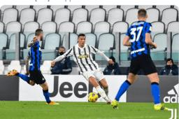 Hasil Coppa Italia: Meski Gagal Menang Atas Inter Milan, Juventus Tetap ke Final