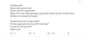 Mudik Lebaran 2021 Trending, Netizen: Pak Jokowi, Kemarin Pilkada Malah Boleh?