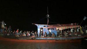Kapal Angkut Ratusan TKI Ilegal Diamankan di Pulau Jemur