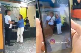Viral! Asyik Nyawer Biduan Cantik, Teman Iseng Video Call ke Istri
