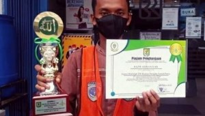 MTQH Sergai, Petugas Parkir Bank BRI Juara Hafalan Hadis