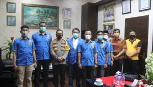 Mengutuk Keras Bom Bunuh Diri Makassar, DPD KNPI Sergai Siap Dukung Polri Berantas Terorisme