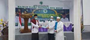 Nama-nama Pengurus MUI Medan