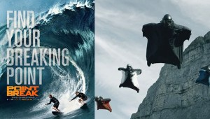 Film Point Break: Agen FBI Menyusup Kelompok Atlet Ekstrem
