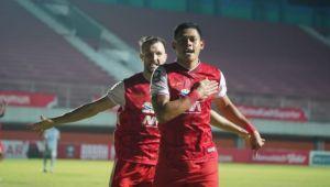 Final Piala Menpora 2021 Leg Pertama: Persija Bungkam Persib 2-0