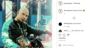 Viral! Driver Ojol Mirip Ahmad Dhani, Netizen Kasi Komentar Ledekan