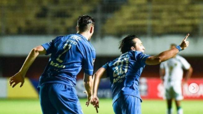 Menang 3-2 dari Persebaya, Persib Bandung ke Semifinal Piala Menpora 2021