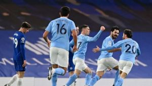 Link Live Streaming Semifinal Piala FA 17 April: Chelsea Vs Man City