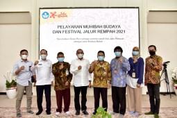 Pelayaran Muhibah Budaya dan Festival Jalur Rempah 2021 Diapresiasi