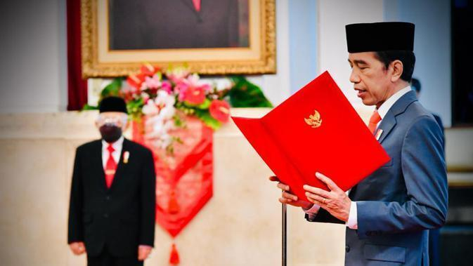 Sore Ini, Jokowi Reshuffle Kabinetnya