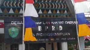 Suap DPRD Padangsidimpuan