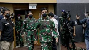 56 Perwira Tinggi TNI Naik Pangkat, Ini Daftarnya