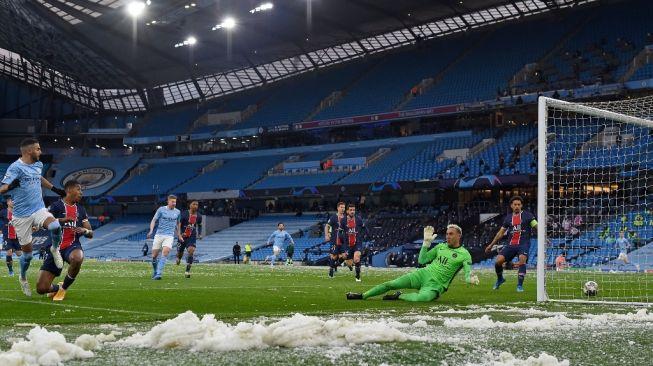 Kalahkan PSG, Manchester City Lolos ke Final Liga Champions