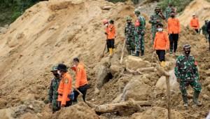 Total 9, Dua Korban Longsor PLTA Batang Toru Kembali Ditemukan