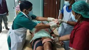Sakit Mata Tak Kunjung Membaik, IRT Coba Bunuh Diri Pakai Parang di Kupang
