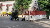 Ada 'Bom' Dekat SPBU Kota Medan