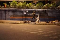 Bentuk Penghormatan 53 Ksatria Penjaga Lautan Nusantara, Anak Medan Mural KRI Nanggala 402