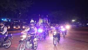 Polda Sumut dan TNI Patroli Skala Besar Pantau Larangan Takbiran Keliling