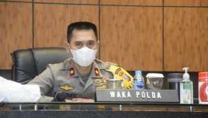 Waka Polda Sumut Brigjen Pol Dr Dadang Hartanto