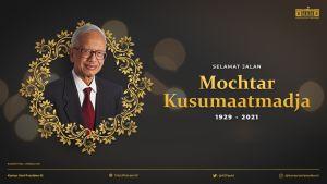 Mantan Menlu era Presiden Soeharto Wafat, Dimakamkan di TMPN Kalibata