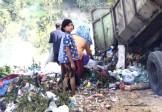 Bocah Pemulung di Padangsidimpuan