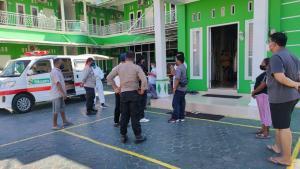 Positif Covid-19, Karyawan Swasta di Kupang Ditemukan Meninggal dalam Kamar