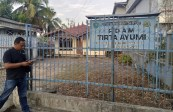 Kantor Tutup, Puluhan Karyawan PDAM Padangsidimpuan Enam Bulan Belum Gajian