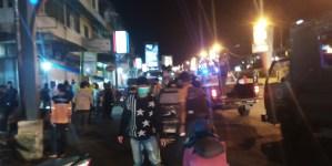 Harus Tutup Jam 9 Malam, Pedagang Kecil di Sidimpuan: Seolah Covid-19 Keluarnya Malam