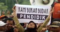 Ribuan Guru Honor di Madina 6 Bulan Tak Gajian, Ketua DPRD Madina: Sepekan Harus Tuntas!