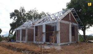Rumah Relokasi Korban Bencana