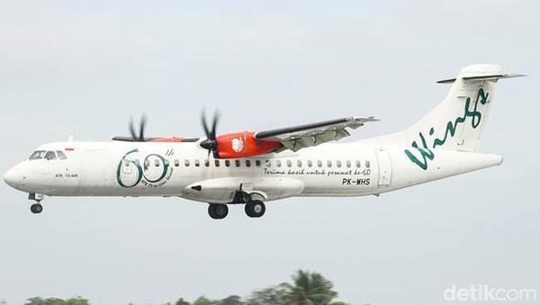 Wings Air Terbangi Lagi, Tiket Ternate-Buli Cuma Rp 300 Ribuan