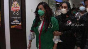 Pakai Narkoba, Istri Aktor Ajun Perwira Dituntut 6 Bulan Penjara
