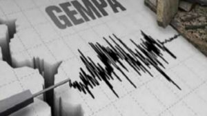 Dini Hari, Melonguane Sulut Diguncang Gempa Magnitudo 5,3