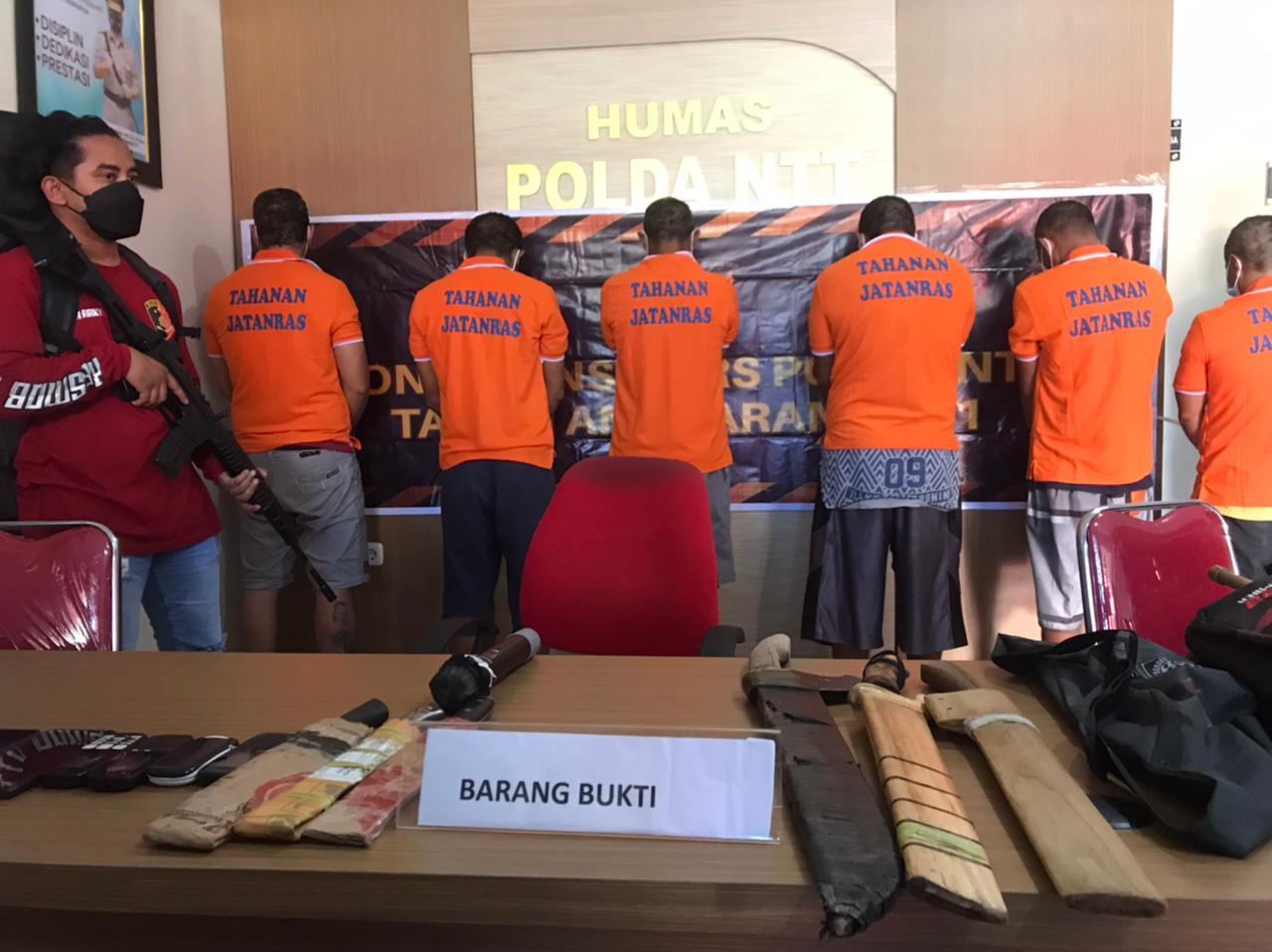 Modus Komplotan Pencuri Yang Libatkan Mantan Anggota Polisi di NTT: Potong Sapi Di Sawah, Kepala Tulang Ditinggal