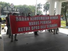 Mau Dilaporkan ke Polda Sumut, Ketua DPRD Deliserdang Bilang Begini
