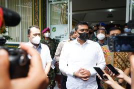 PPKM Darurat Diberlakukan di Medan, Bobby Nasution Izinkan Masjid Buka