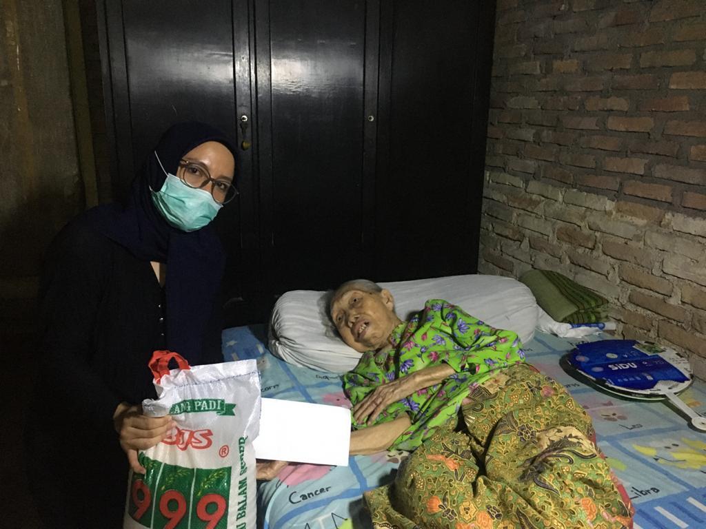 IWO dan Kabareskrim Polri Beri Bantuan untuk Warga di Masa PPKM