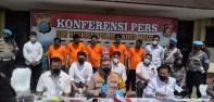 Terungkap! Ini Motif dan Kronologis Penyiraman Air Keras Terhadap Waratwan di Medan