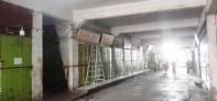 Pasca Perampokan Toko Emas di Pasar Simpang Limun, Garis Polisi Masih Terpasang
