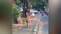 Ditangkap Karena Berbikini di Jalan, Dinar Candy Dites Urine