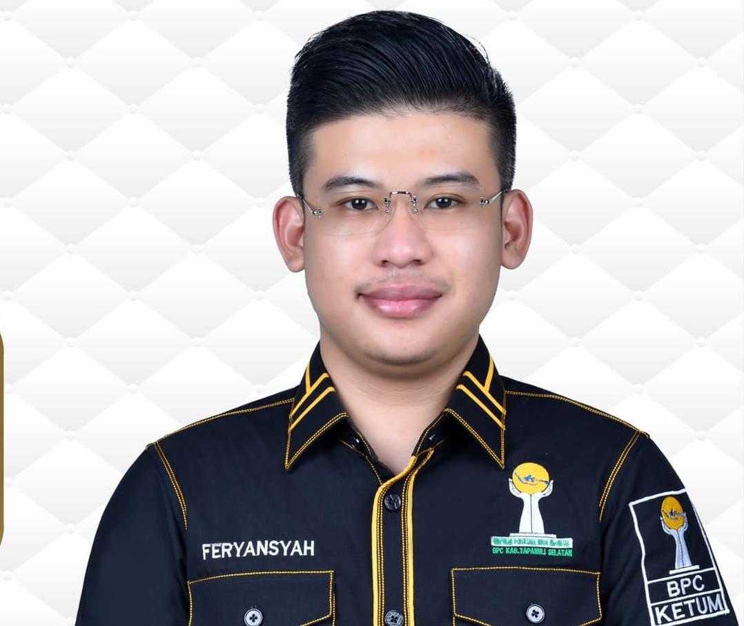 Feryansyah Hasibuan Anggota DPRD Padangsidimpuan Curhat di facebook