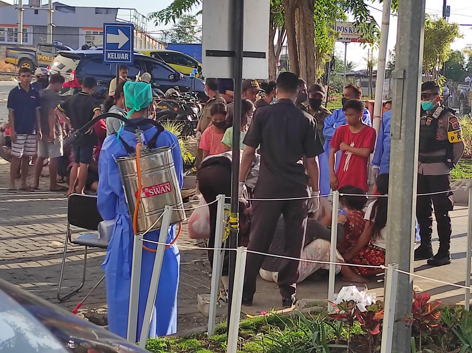 Korban Laka Lantas di Kupang Divonis Covid-19, Keluarga Mengamuk di Rumah Sakit