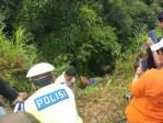Mobil Penumpang Masuk Jurang di Sumbul Dairi, Dua Penumpang Tewas